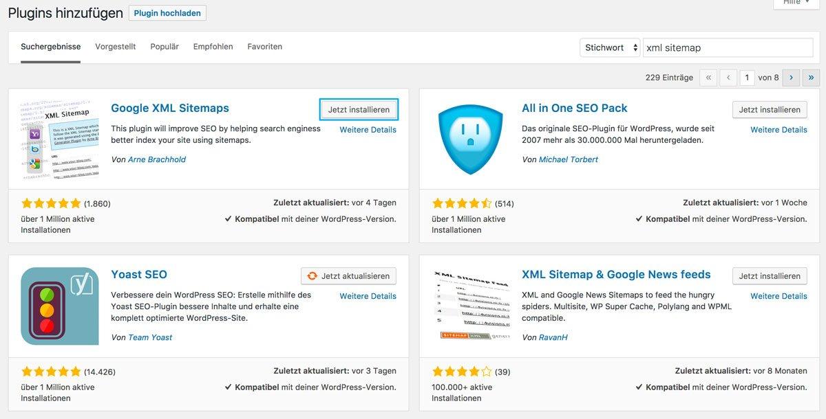 wp sitemap page wordpress plugin slimniyaseru