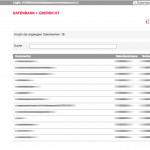 WordPress Virus Datenbank Backup Schritt 1