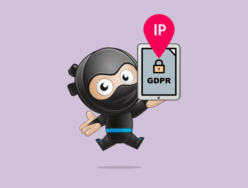 How to remove IP addresses from WordPress comments to be GDPR compliant