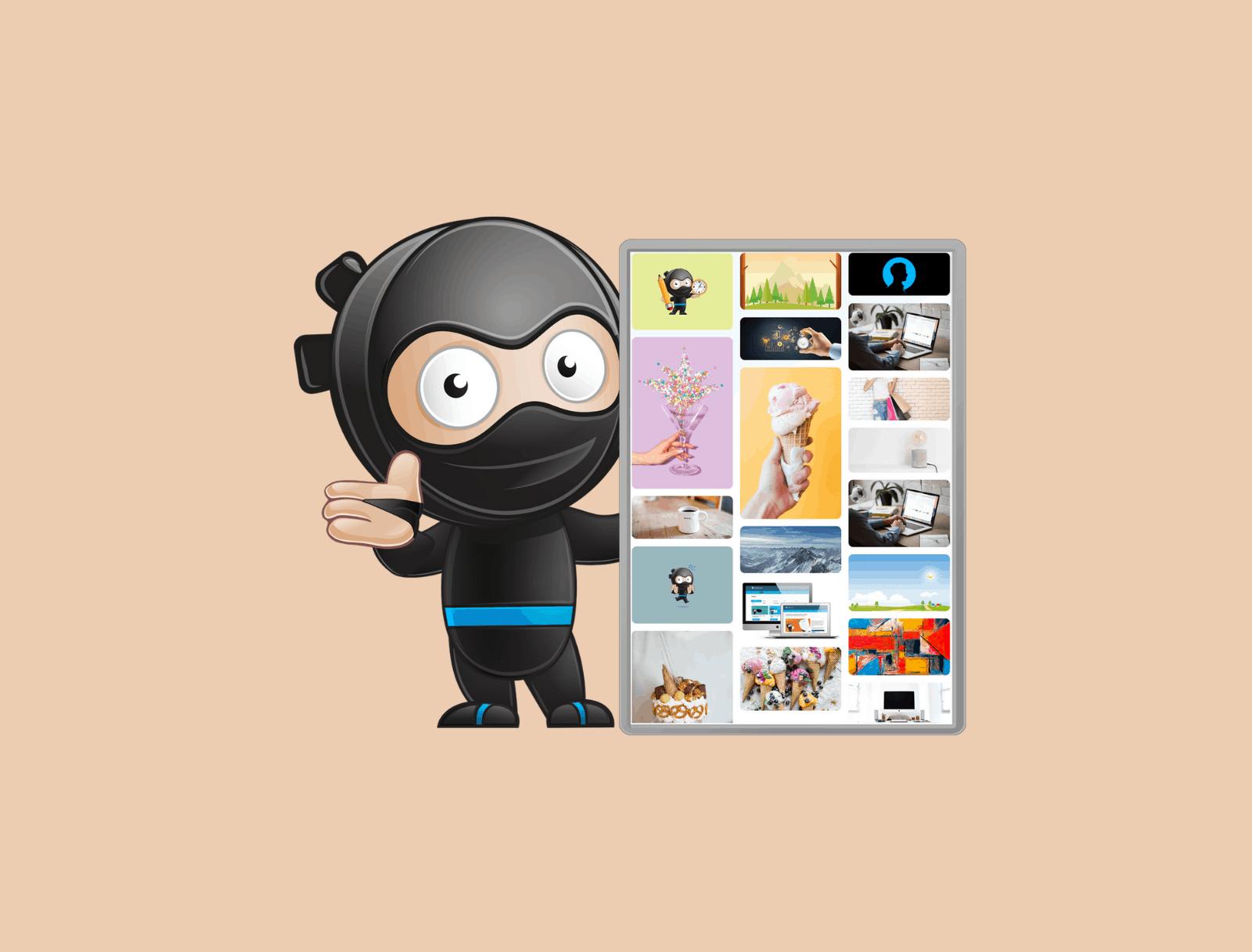WordPress Galerie einbauen Headbild