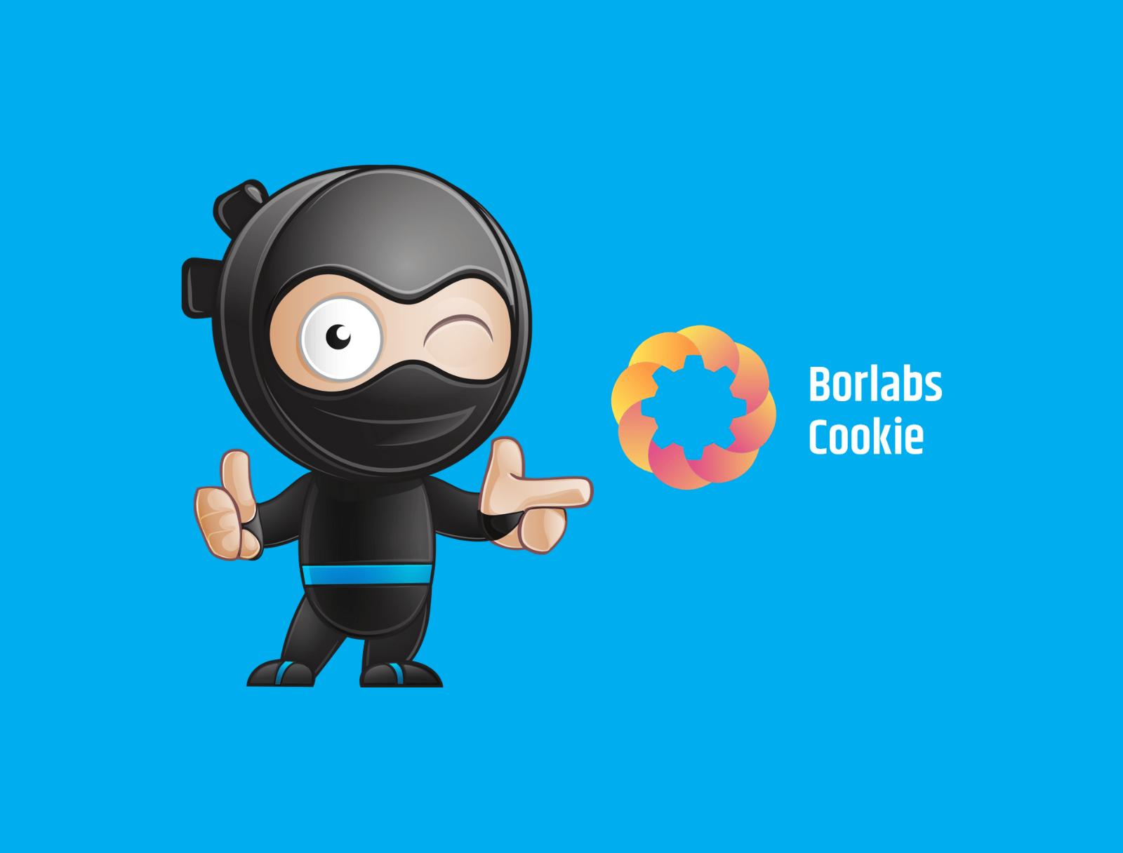 WordPress Cookie Plugin Borlabs Cookie einrichten